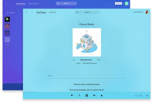 Pandora Launches New Desktop App for Mac