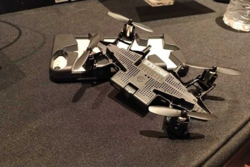 Drone meets Phone Case: Yeah. You read that right