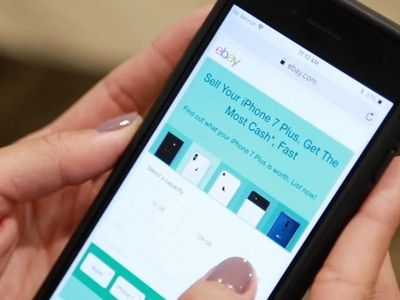 EBay Will Make Selling Your Old Phone Super Easy