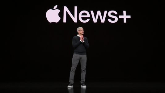 Apple News Plus hits 200,000 subscribers in first 48 hours