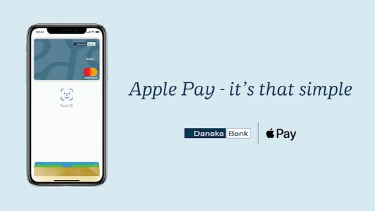 Apple Pay Now Available to Danske Bank Customers