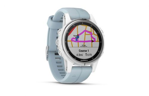 Garmin brings music, NFC payments, onboard mapping to Fenix 5 Plus watches