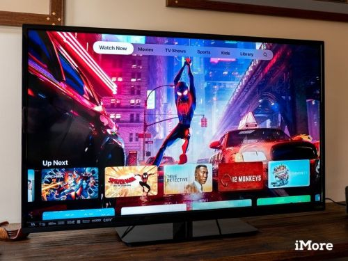 Let's get familiar with the TV app on Apple TV