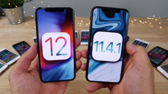 Speed test shows how much faster your old iPhone will be after the iOS 12 update