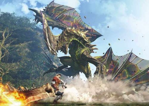 Monster Hunter World Passes 10 Million Sales