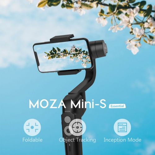 MOZA Mini-S Is A Versatile Smartphone Gimbal That Costs Only $79