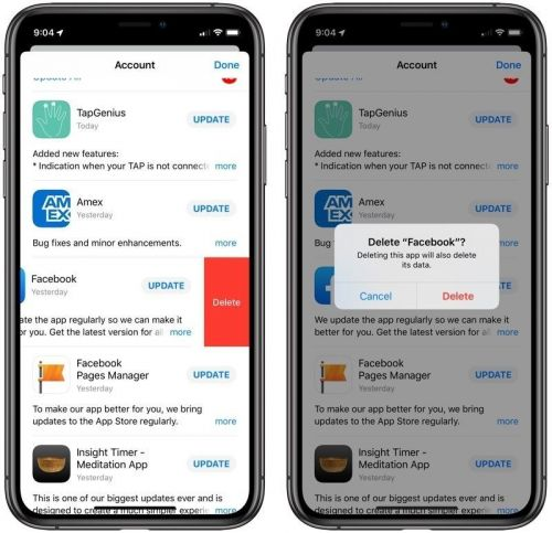 IOS 13 Will Make It Easier To Delete Apps