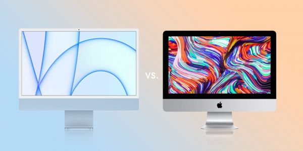 Here's how the new M1 iMac compares to the Intel iMacs