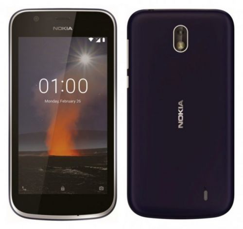 New renders show off the Nokia 7 Plus and budget-minded Nokia 1