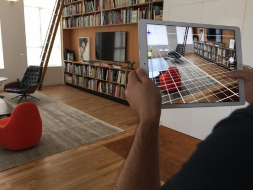 Morpholio's Trace uses augmented reality to give artists accurate measurements
