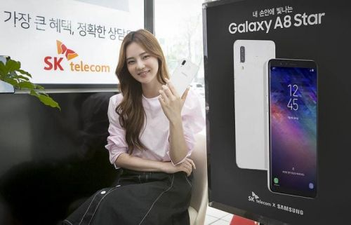 Samsung Galaxy A8 Star Up For Pre-order In South Korea July 3rd