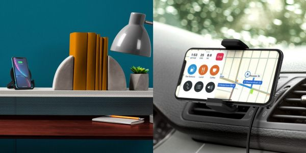 Belkin expands Boost Up lineup with iPhone wireless chargers for home and the car