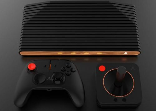 Atari VCS Game Console Showcased At GDC 2018