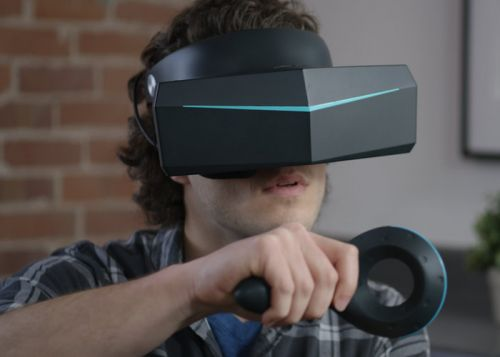 Pimax 8K VR Headset Launches Via Kickstarter