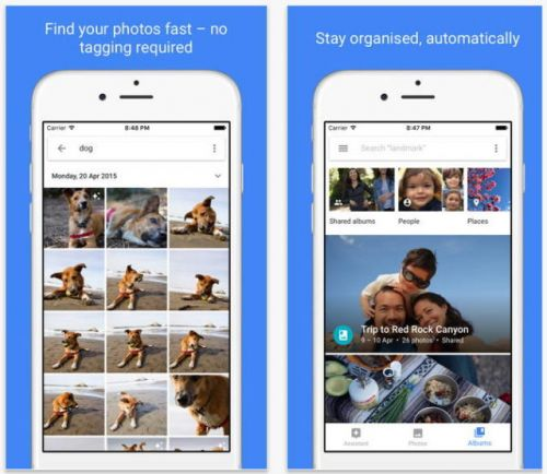 Google Photos Now Lets Users Favorite Individual Photos