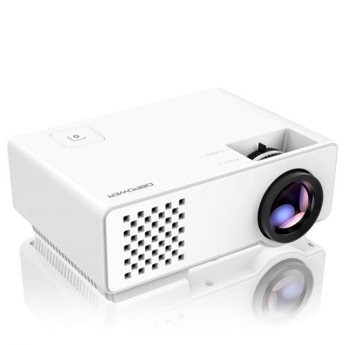 Deal: DBPOWER RD-810 Portable LED Projector For $52.43