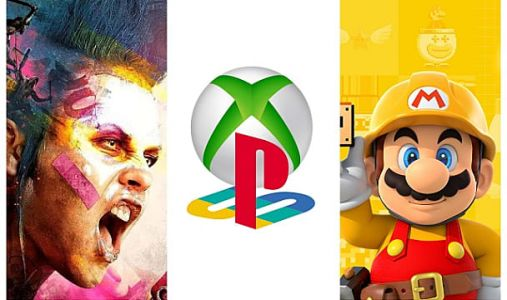GameSkinny Weekend Download: Sony Partners With Microsoft, Plus Rage 2, Super Mario Maker, More
