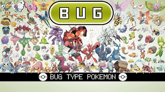 Bug Is The Weakest Type of Pokemon In Any Generation