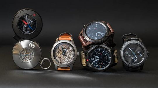 Samsung's Galaxy Watch Smartwatch May Run On Android