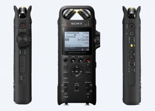 Sony D10 linear portable audio recorder $500