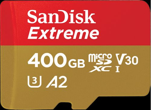 SanDisk Extreme microSD Cards with A2 App Performance Spec Unveiled: 4K/2K IOPS