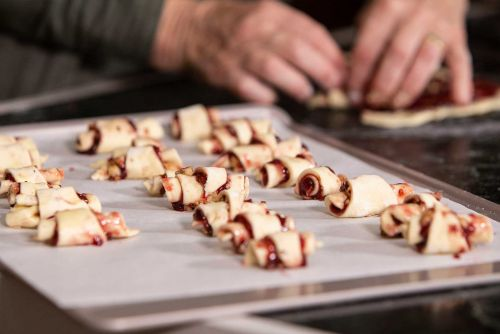 Rolling Out the Rugelach