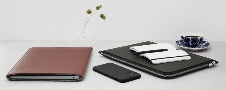 MacRumors Giveaway: Win a Leather Folio or Sleeve for the MacBook Air or MacBook Pro From Woolnut