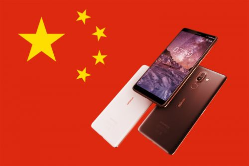 HMD admits the Nokia 7 Plus was sending personal data to China