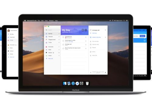 Microsoft To-Do app arrives on Mac with Outlook sync and offline access