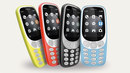 The even better Nokia 3310 3G is coming to the US next week