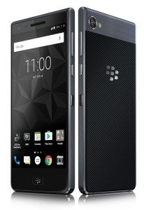 BlackBerry Motion water resistant all-touch phone