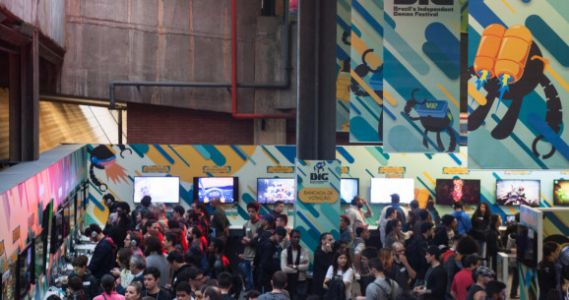 Brazil's Independent Games Festival is ready for your cool games
