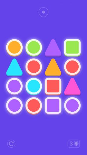 'Glowish' Review - A Colorful and Shapely Puzzling Experience