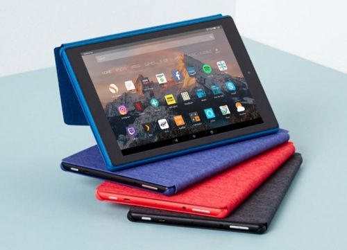 New Amazon Fire HD 10 Tablet Announced
