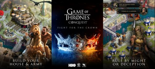 Game of Thrones: Conquest launches on Android and iOS