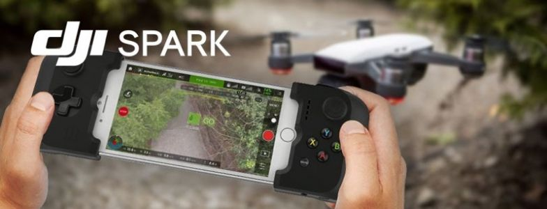 Gamevice's iOS Gaming Controller Now Supports Sphero SPRK+ and DJI Spark