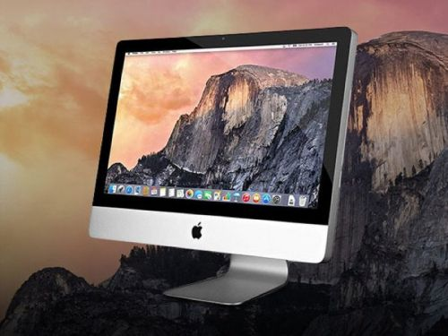 Save 68% on the Apple iMac 21.5 Intel i3-2100 Dual Core 3.1GHz 250GB