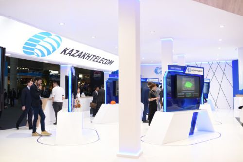 The innovative info-communcation services Kazakhtelecom presented at Mobile World Congress