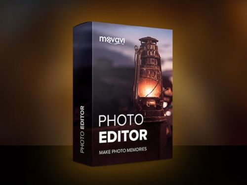Save 52% on the Movavi Photo Editor