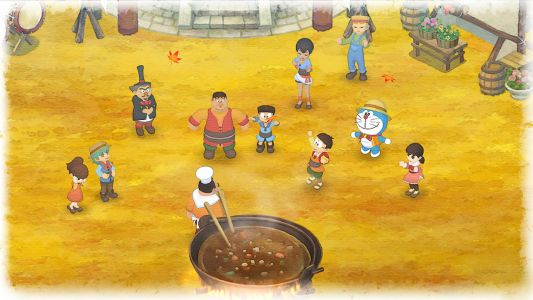 SwitchArcade Round-Up: 'Doraemon Story of Seasons', 'Killer Queen Black', 'Aeternoblade II', and Today's Other New Releases, Bandai Namco Sale, and More