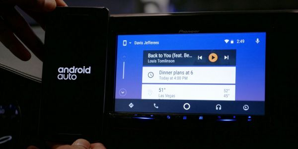 Google adds Wi-Fi projection to Android Auto app for 'Android Auto Wireless' support