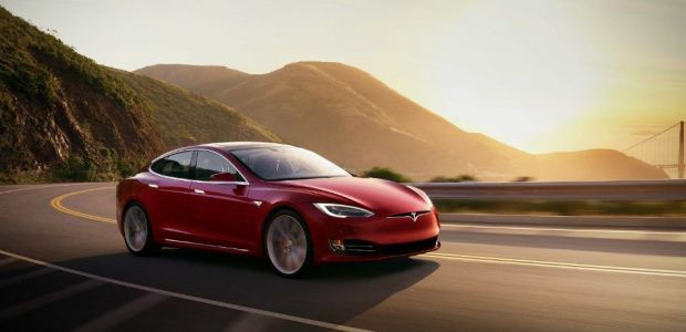 Tesla Model S Driver Gets Ticket Dismissed For Driving On Autopilot With Both Feet Out Of The Window