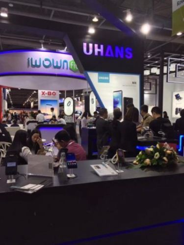 UHANS Showed Off 5 Of Its Devices At AsiaWorld-Expo 2017