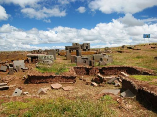 Archaeologists reconstruct pre-Columbian temple with 3D-printed blocks
