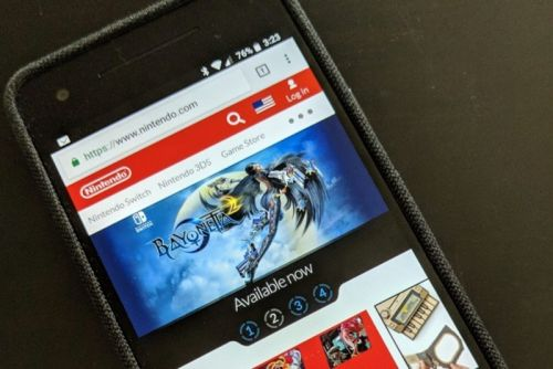 How to buy digital Nintendo Switch games from your phone