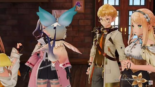 Koei Tecmo Announces Atelier Ryza 2 PlayStation 5 Version