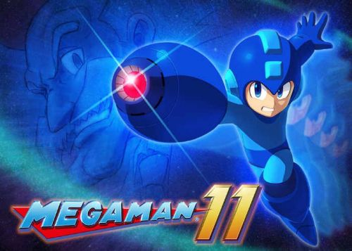Mega Man 11 Launching In Late 2018