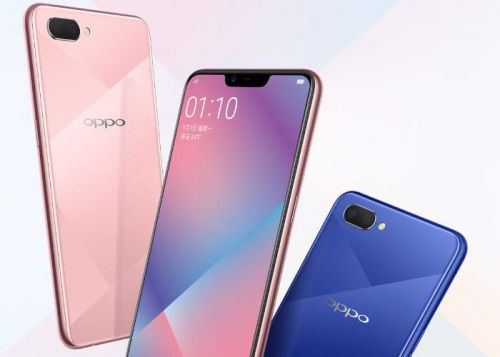 Oppo A5 Launches In India Next Week
