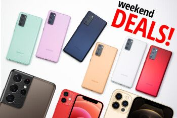 Best deals this week: Galaxy S21+ BOGO, $50 iPhone SE, $49 Galaxy Buds and more