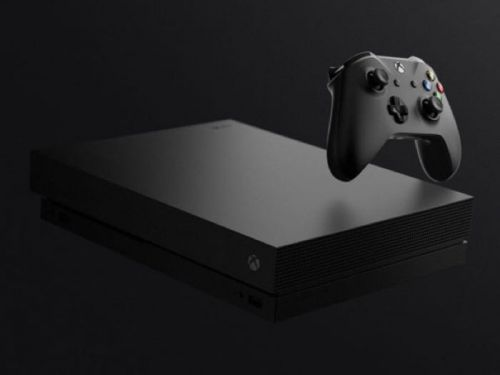 Reminder: Enter The Xbox One X Giveaway
